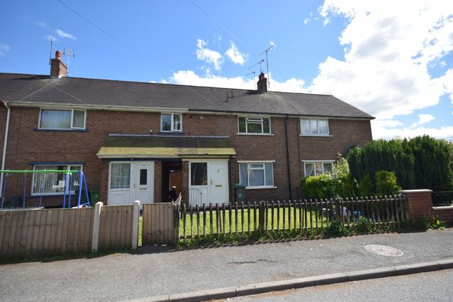 2 bed terraced house to rent in Hampden Way, Acrefair LL14