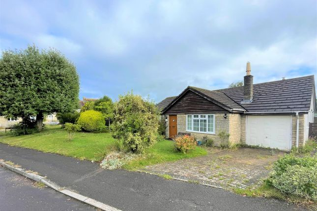 Thumbnail Detached bungalow for sale in Burges Close, Marnhull, Sturminster Newton