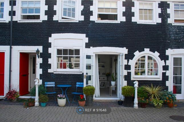 Thumbnail Terraced house to rent in St Johns Mews, Brighton
