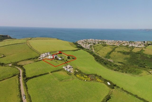 Thumbnail Property for sale in Homer Park Farmhouse, Homer Park, Port Isaac