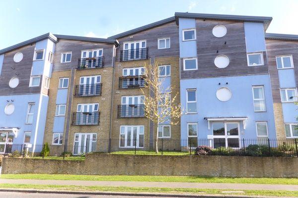 Thumbnail Flat to rent in Tallis Court, Dover