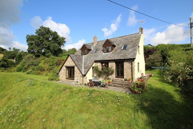 Thumbnail Detached house for sale in Sarnau, Brecon