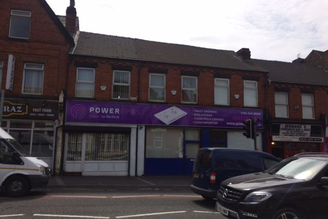 Thumbnail Office for sale in Prescot Road, Liverpool