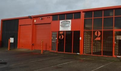 Thumbnail Light industrial to let in Unit B3, Connaught Business Centre, Willow Lane, Mitcham, Surrey