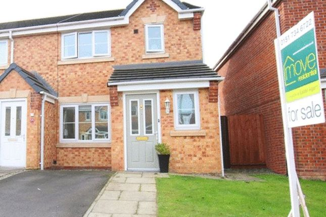 Thumbnail Terraced house for sale in Southampton Drive, Cressington Heath, Liverpool
