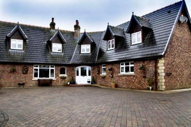 Thumbnail Detached house to rent in The Meadows, Notwen, Kirkpatrick Fleming