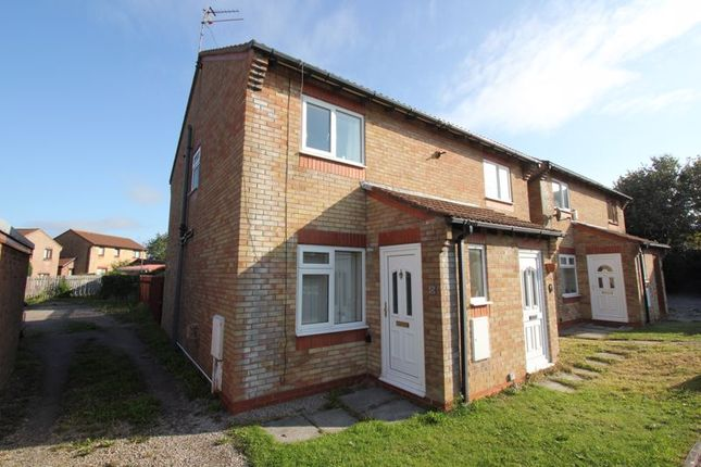 Thumbnail Semi-detached house for sale in Beaufort Way, Rhoose, Barry