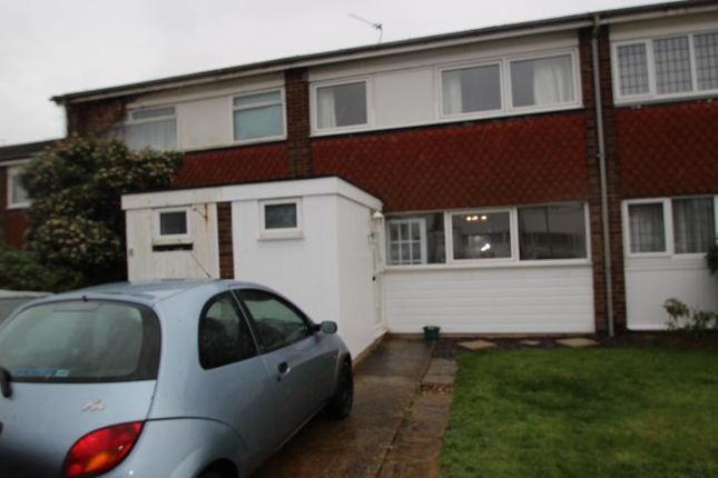 Thumbnail Terraced house to rent in Kingswood Close, Crofton, Orpington, Kent