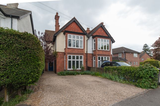 Thumbnail Semi-detached house for sale in St. Johns Road, Newbury