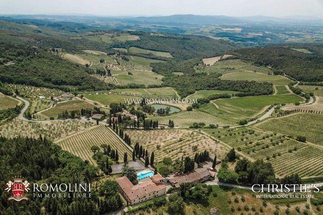 Thumbnail Farm for sale in Castellina In Chianti, Tuscany, Italy