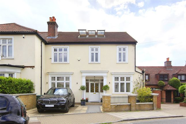 Thumbnail Semi-detached house for sale in Glenburnie Road, Tooting Bec, London