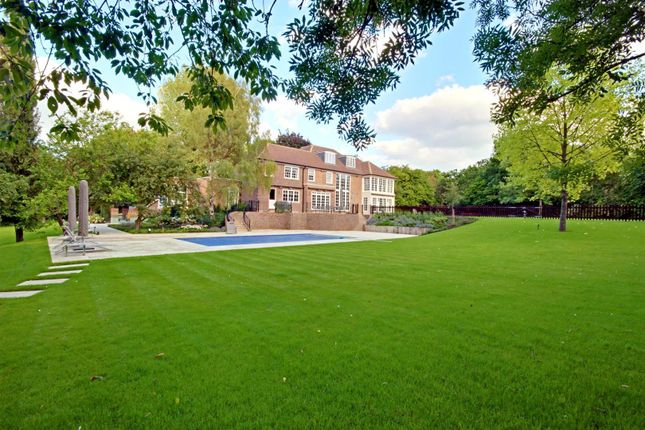 Garden of Cobden Hill, Radlett WD7