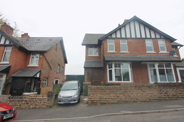 Thumbnail Semi-detached house to rent in Cannon Street, Sherwood, Nottingham