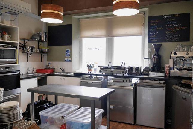 Photo 1 of Swinney's Coffee Shop, 60B Front Street West, Bedlington NE22