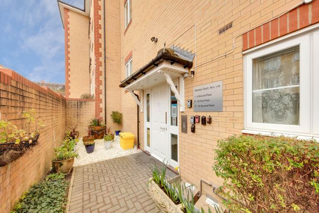Thumbnail Flat for sale in Oleastor Court, Stoneleigh Road, Clayhall