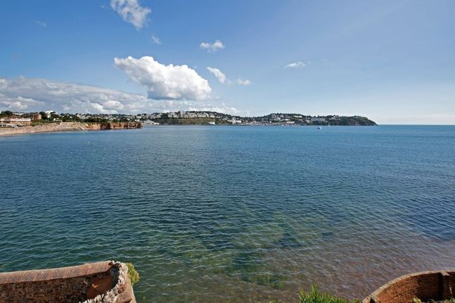Thumbnail Detached house for sale in The Headlands, Cliff Road, Torquay