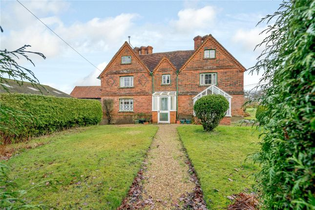 Thumbnail Detached house for sale in Firgrove Road, Eversley, Hook, Hampshire