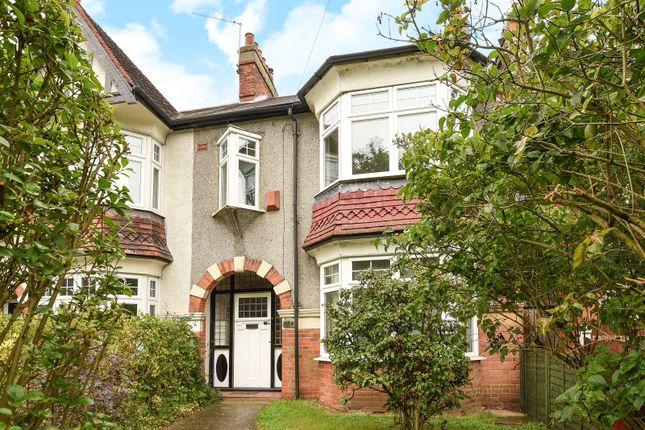 Thumbnail End terrace house to rent in Tilehurst Road, Reading