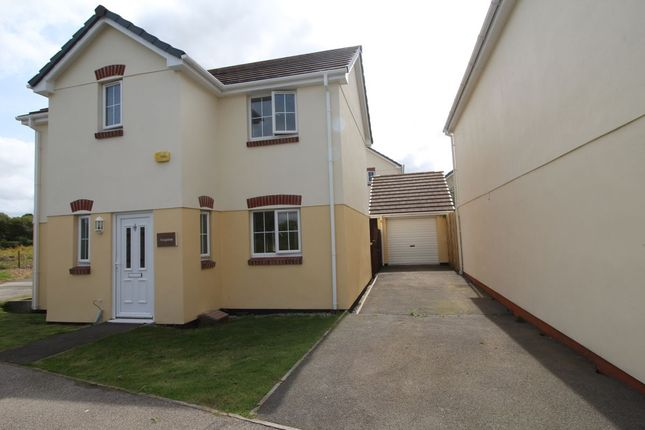 Thumbnail Detached house for sale in Eden Way, Penwithick, St. Austell