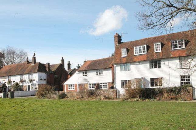 Thumbnail Semi-detached house for sale in The Green, Matfield, Tonbridge