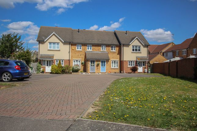 2 bed terraced house for sale in Barbour Green, Wickford SS12
