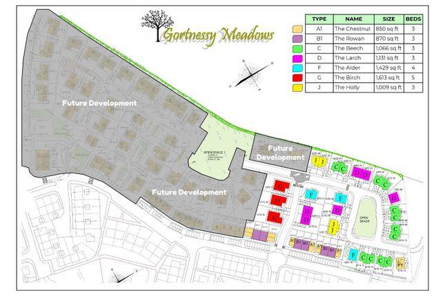Gortnessy Phase 2 Site Plan