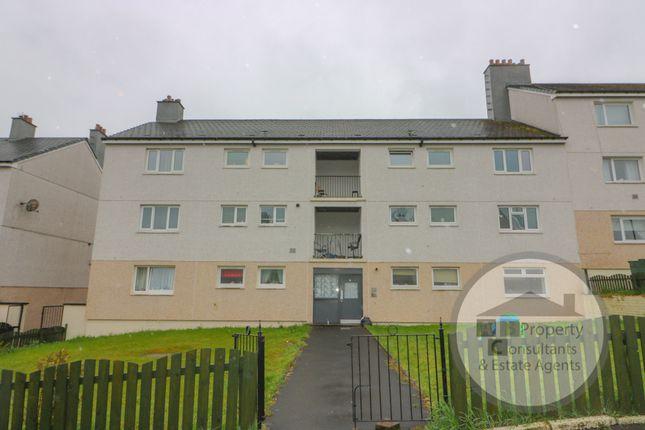 Thumbnail Flat for sale in Glenelg Quadrant, Easterhouse, Glasgow