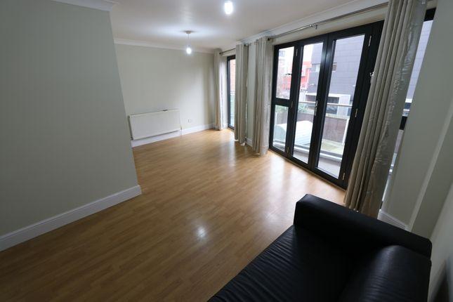 Living Room of The Grove, New Ham E15