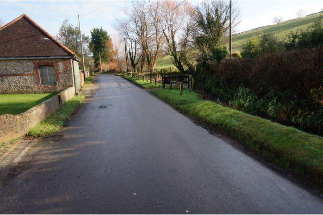 Location of Winterborne Houghton, Blandford Forum DT11