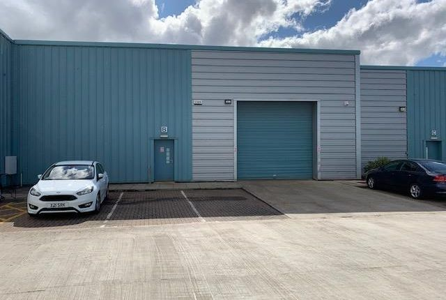 Thumbnail Light industrial to let in Unit C, Cubitt Court, Bellshill Industrial Estate, Bellshill, North Lanarkshire