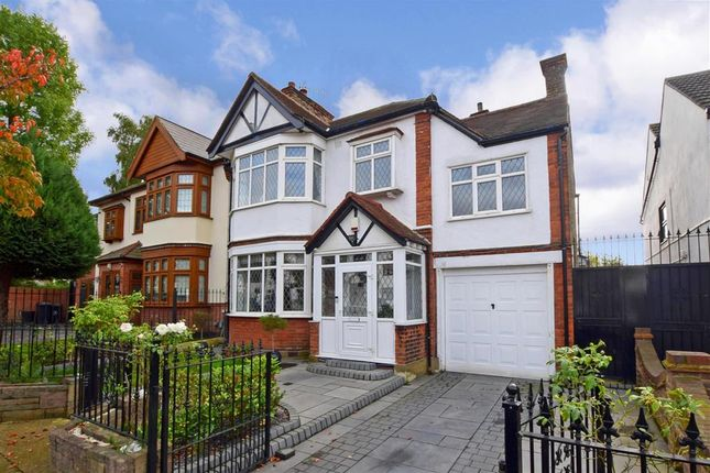 Thumbnail Semi-detached house for sale in Chelmsford Gardens, Ilford, Essex
