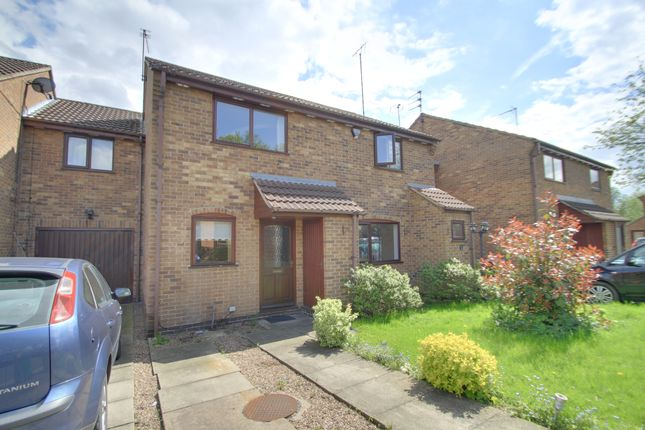 Thumbnail Semi-detached house to rent in The Friary, Lenton, Nottingham