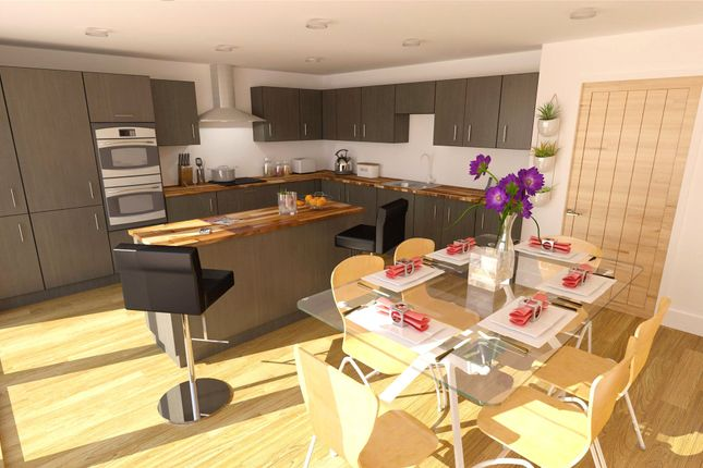 Kitchen of North Road, Yate, Bristol, Gloucestershire BS37
