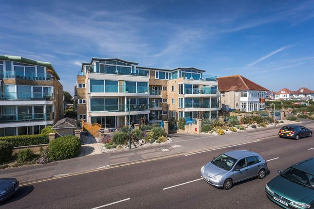 Thumbnail Flat for sale in Boscombe Overcliff Drive, Southbourne, Bournemouth