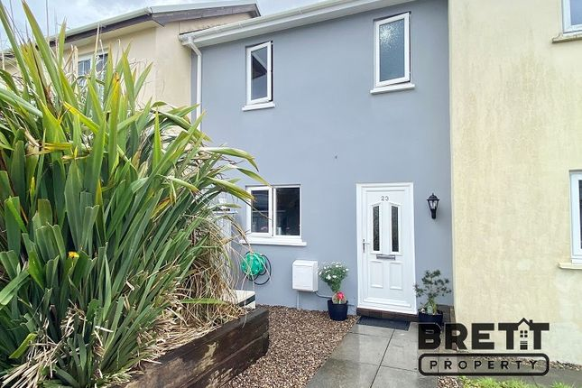 Thumbnail Terraced house for sale in Park Avenue, Kilgetty, Pembrokeshire.