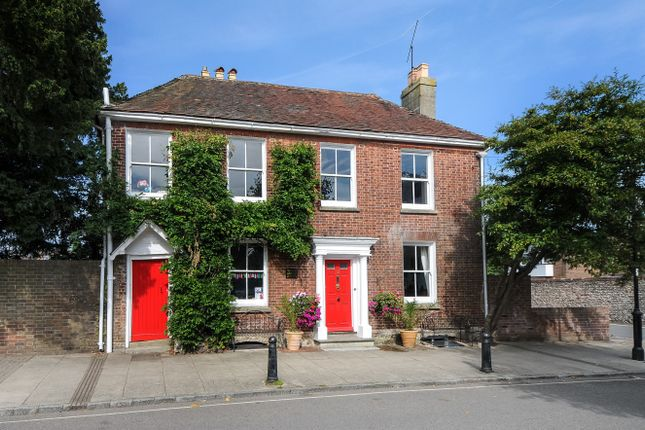 Thumbnail Detached house for sale in St Peters Road, Petersfield