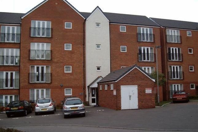 Thumbnail Flat for sale in Terret Close, Walsall