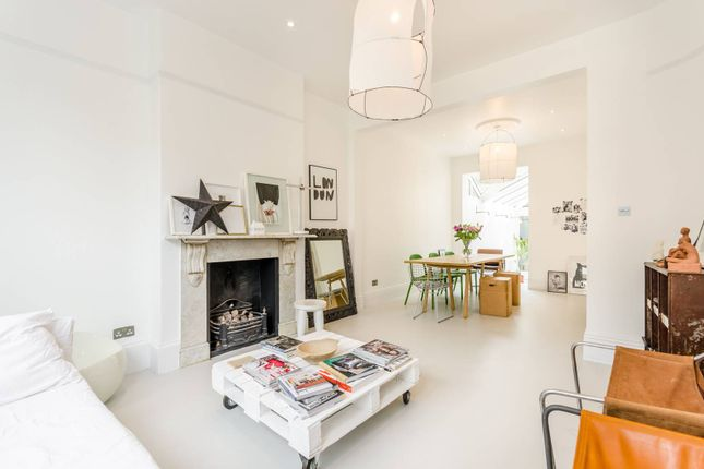 Thumbnail Terraced house for sale in Sulgrave Road, Brook Green