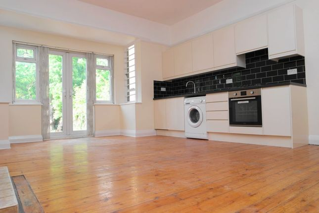 Thumbnail Flat to rent in St Mildreds Road, Lee