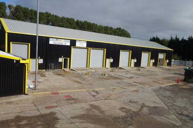 Thumbnail Industrial to let in Unit 9, Mostyn Road Business Park, Mostyn Road, Greenfield