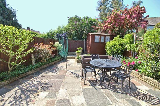 Garden of Lavender Hill, Enfield EN2