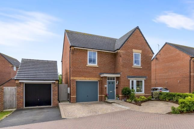 Thumbnail Detached house for sale in Sutton Avenue, Silverdale, Newcastle Under Lyme, Staffs