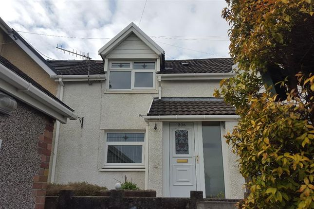 Thumbnail Property to rent in Trewyddfa Road, Morriston, Swansea