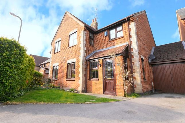 Thumbnail Semi-detached house for sale in Robert Sparrow Gardens, Crowmarsh Gifford, Wallingford