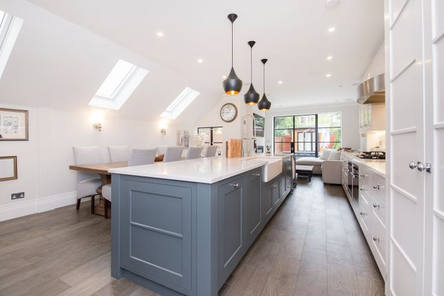 5 bed terraced house for sale in Harvist Road, London