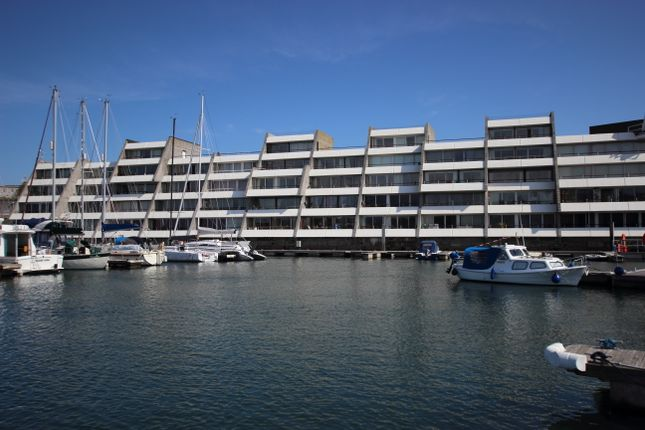 Thumbnail Flat for sale in Ocean Court, Richmond Walk, Stonehouse, Plymouth