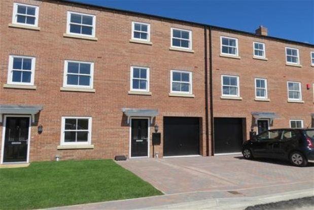 Thumbnail Town house to rent in Wheatlands, Malton