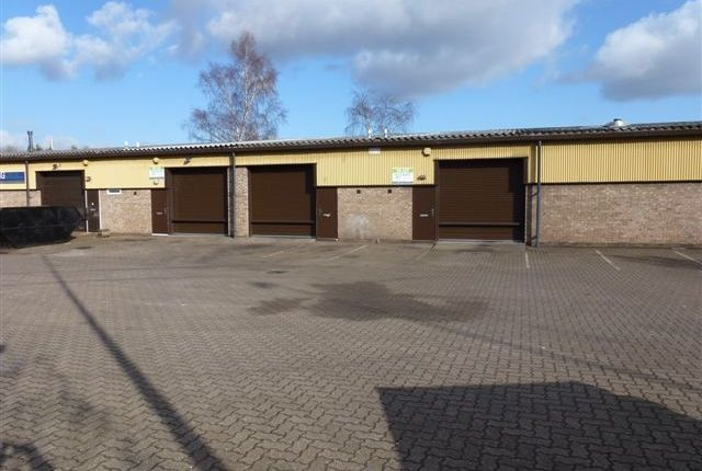 Thumbnail Industrial to let in Cuckoo Oak Workshops, Halesfield 18, Telford