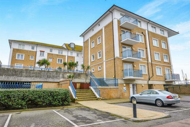 Thumbnail Flat for sale in Copenhagen Court, Brighton Marina Village, Brighton