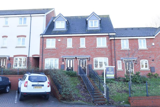 3 bed terraced house for sale in Lake View Court, Erdington, Birmingham